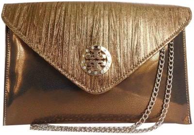 Laviva Women Brown PU Sling Bag