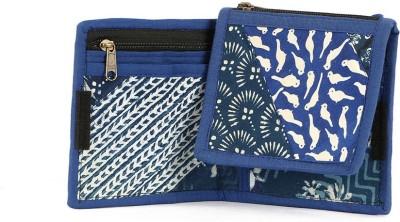 Cute Things Girls, Women Blue Cotton Sling Bag