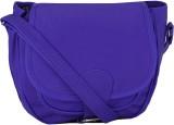 Incraze Women Blue PU Sling Bag