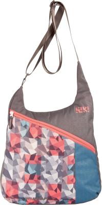 Wildcraft Women Pink Polyester Sling Bag