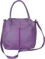 Only4you Women Purple PU Hand-held Bag