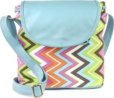 Ayeshu Women Multicolor Canvas Sling Bag