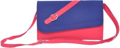 Pankhudi Women Multicolor PU Sling Bag