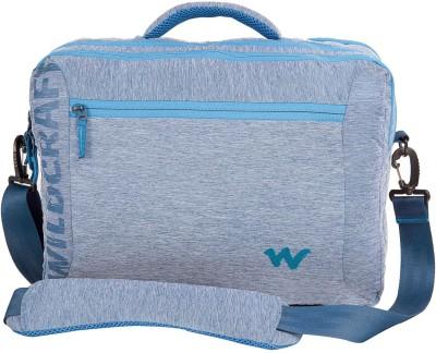 Wildcraft Men Blue Polyester Sling Bag