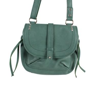 Dooda Casual Green  Clutch