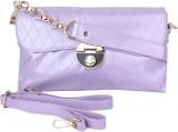 Armadio Women Purple Leatherette Sling B...