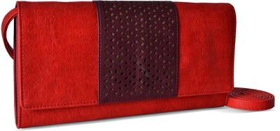 Baggit Women Red  Clutch
