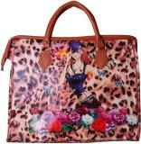 First loot Women Brown Rexine Sling Bag