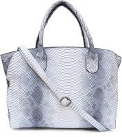 Joker & Witch Women White PU Sling Bag