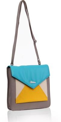 Adaira Girls Casual Multicolor PU Sling Bag