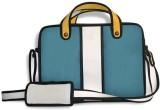 Pencilled Women Multicolor PU Sling Bag