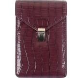 Dooda Women Purple Leatherette Sling Bag