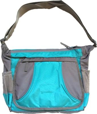 Majesty Boys, Girls Blue Polyester Sling Bag