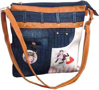 Wrap Sling Bag