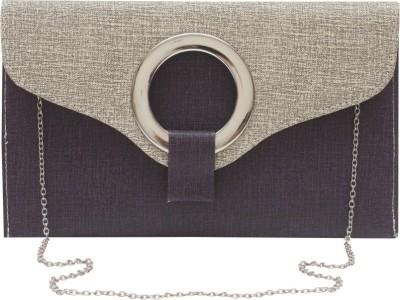 Stylesaga Girls Purple Jute Sling Bag