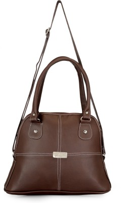 Bags Craze Women Brown PU Sling Bag