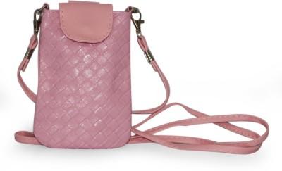 Fab Fashion Girls, Girls Pink PU Sling Bag