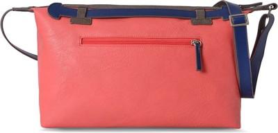 Baggit Girls, Women Pink Rexine Sling Bag