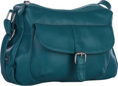 Peperone Girls, Women Blue PU Sling Bag