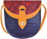 Holii Women Multicolor Genuine Leather S...