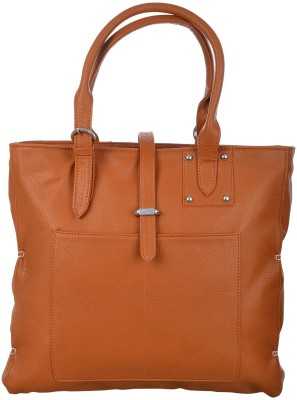Freppy Women Tan PU Sling Bag
