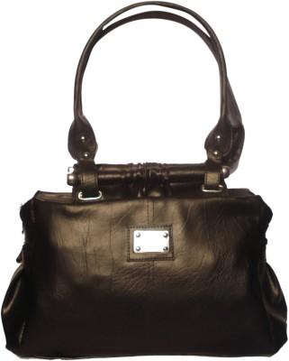 WEEBILL Women Black PU Shoulder Bag