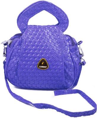 Chalissa Girls, Women Blue Rexine Sling Bag