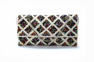 Diwaah Women Multicolor Cotton Sling Bag