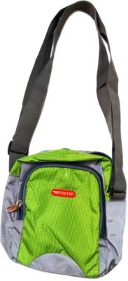 Navigator Women Casual Green PU Sling Bag