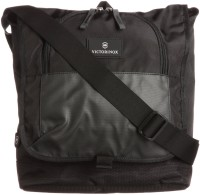 Victorinox Men Black Nylon Shoulder Bag