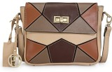 Phive Rivers Women Beige Genuine Leather...