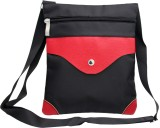 Shopping Feast Women Red Flex Sling Bag