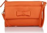 Caprese Women Orange  Clutch