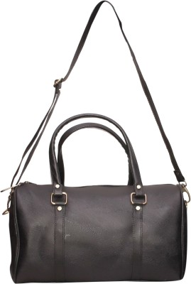 NAAZ BAGS COLLECTION Women Black Rexine Sling Bag