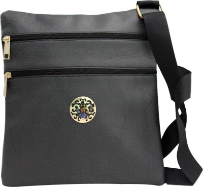 ShoppingFeast Women Grey Flex Sling Bag