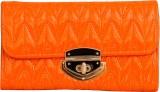 Parv Collections Women Casual Orange PU ...