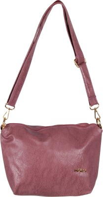 Merci Women Pink PU Sling Bag