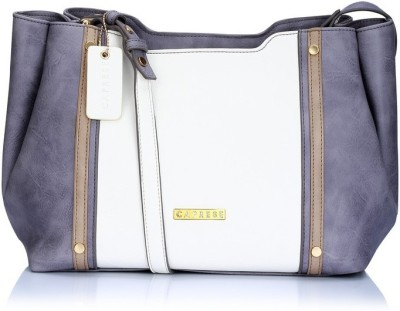 Caprese Girls, Women Grey Leatherette Sling Bag