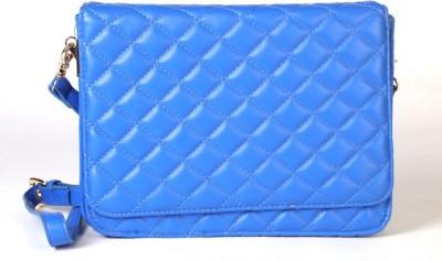 Celladorr Girls Blue PU Sling Bag