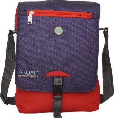 EXEL Bags Boys Multicolor Polyester Messenger Bag