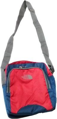 Navigator Men, Boys, Girls, Women Red Polyester Sling Bag