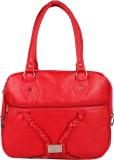 Ayeshu Women Red PU Satchel