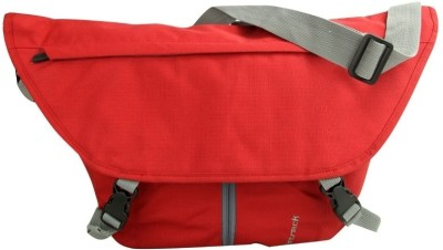 Fastrack Boys, Girls Casual Red Cotton Sling Bag