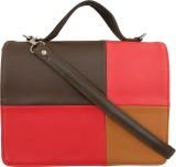 Toteteca Bag Works Women Multicolor PU S...