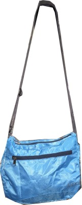 Apnav Boys, Girls Blue Polyester Sling Bag