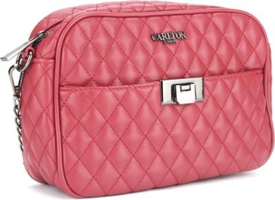 Carlton London Women Red Sling Bag