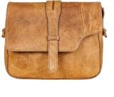 Goatter Women Brown, Tan Genuine Leather...