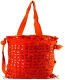 Little India Women Casual Orange Cotton ...