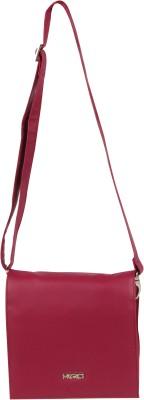 Merci Women Pink PU Sling Bag