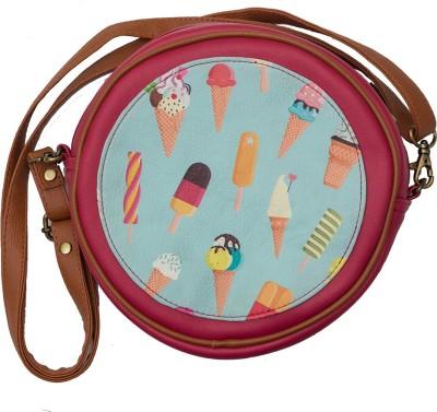 Bandbox Women Multicolor PU Sling Bag